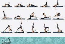 Yoga whell