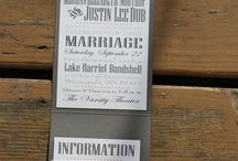 Invitation ideas / by Jennie Munslow