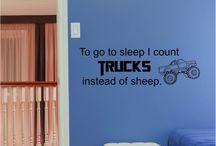 Parker's Room Ideas
