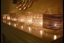 Банка для свечи