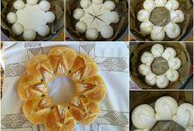 kenyér, kalács