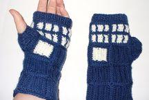 TARDIS Crochet