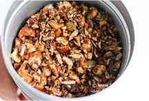 Recept granola o fruktchips