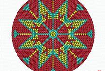 Wayuu şablonlar