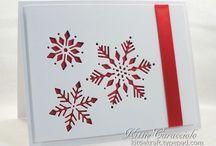 открытки. с новым годом и Рождеством