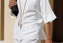 Wear: Whites!