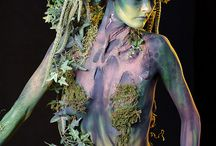 All About Makeup Art, Fantasy, SpFx, Body Paint / by Jenilyn Doll