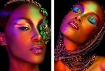 Inspirasjon / Makeup
