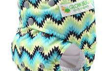 Utopia Package 2016 / The prints of the Utopia package. http://glowbugclothdiapers.com/collections/shop/products/cloth-diapers