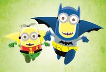 Be-do Be-do / Anything Despicable Me / by PJsLife