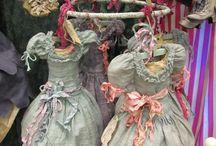 Doll Dress Art
