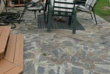 New patio / by Kristy Stadlwiser