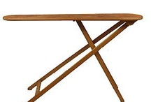 Wooden Ironing Boards