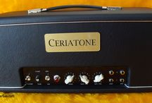Ceriatone 5E3 Tweed Deluxe / A look at the classic workmanship of the Ceriatone 5E3 Tweed Deluxe
