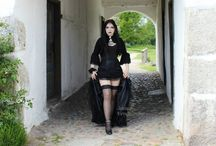 Jozzan Vengeancee / Gothic Model from Sweden Facebook page: https://www.facebook.com/JozzanVengeancee/