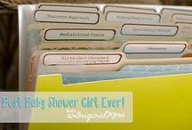baby shower ideas / by gypsy hayes
