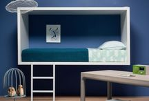 blue - children's room