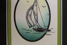 boat cards / by Susan Knowlton
