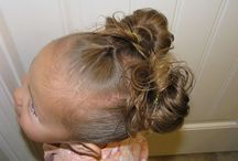 Hair dos for Mattie / by Bobbi Dunn Cantrell