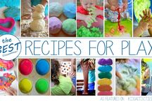 Crafty ideas for kids play