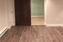 BBB Barn Doors / Better Built Basements knows exactly how to accommodate your taste with the latest and greatest trends!