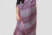 Kantha Dupattas / Kantha Dupattas are the most creative of all embroidery styles