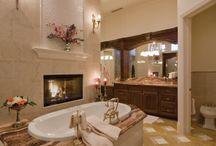 #Luxury Homes Bedroom / Bathroom
