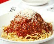 Sauce spaghettis