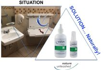"SITUATION - SOLUTION! / Anolyte is the best, non-toxic, convenient ""on the go"", no harm solution for maintaining clean, healthy skin and hygiene for overall health and wellness."