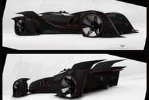 Batmobile - David Willians