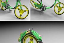 Odd Bikes