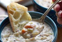 Recipes - Slow Cooker / Crock-pot / Soups, Casseroles, Main Dishes, & more