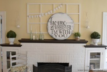 DIY Wall quotes / by Chelsey Erwin-Coffman