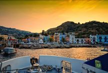 """LIPARI Love / Lipari is the largest, busiest and most accessible of the Aeolian Islands.  A busy little port with a pretty, pastel-colored seafront and plenty of beautiful luxury hotels with infinity pools, would make your wedding experience unique and without feeling """"too outer""""."""
