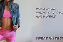 Hot yoga pants & capris / YogaWear made to be worn Anywhere