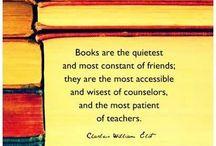 Books / by Clora