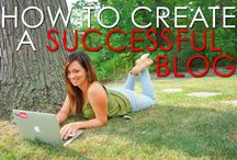 How to Create a Successful Blog / How to Create a Successful Blog / by Hopscotch the Globe