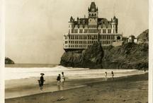 Old photos vintage postcards
