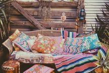 Decor- Bohemian Style.