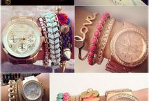 Wrist fashion / by Casaundra Wilson