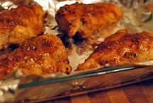 Chicken / Baked Chicken Breasts
