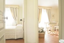 Enchanting Rooms / The Hotel Villa Agnese features beautiful Classic and Junior Suites rooms.