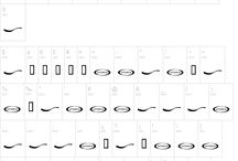 Fonts to Cut