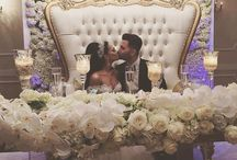 Wedding: royal theme