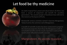 My Mangosteen / When you first hear about how Mangosteen benefits people on a variety of health conditions, you may be shocked by the number of health-enhancing properties this exotic fruit provides. Doing your own research on this amazing fruit for the health benefits it may provide your family and friends, is time truly well spent. As you take a closer look at Mangosteen, you will find solid scientific evidence behind the fruit's many healing properties.