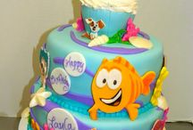 Bubble Guppies birthday party / by A Time Out for Mommy