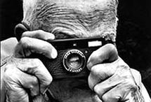 "Henry Cartier Bresson / ""Your first 10,000 photographs are your worst.""  ― Henri Cartier-Bresson / by Tünde Éva Gáll"