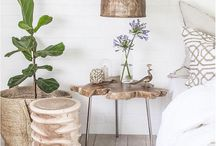 New trends - Plants & decorations / New ways to decorate with plants, plants design and ideas.