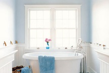 Bathroom remodel / by Christine Newkirk