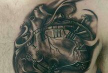 Tatuaggi Di Tempo